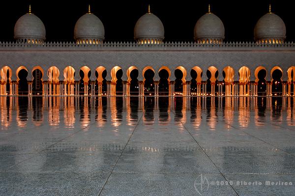reflection on rain