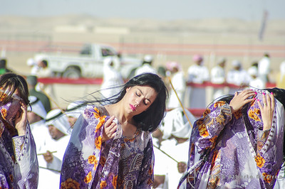 Khaleeji hair dance