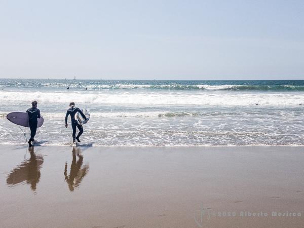 encountering the Ocean