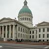 USA - St Louis - Court house.
