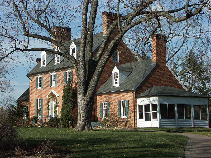 Green Springs Farm House