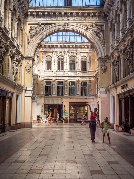 Visiting the Passage, Odessa