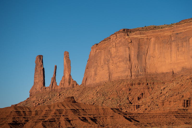 "Monument Valley Navajo Tribal Park ""W"""