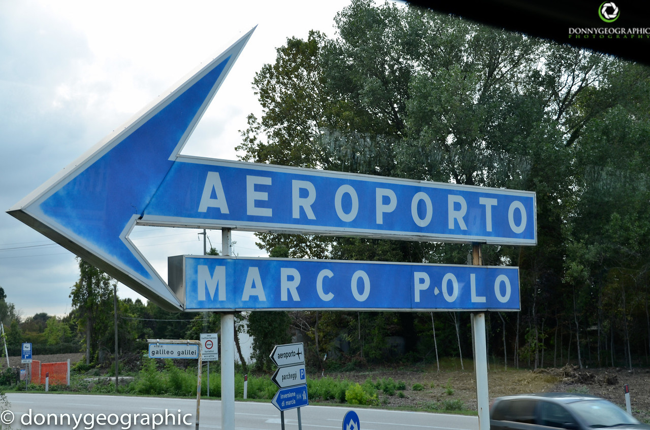 Airport Marco Polo
