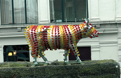 CowParade Manchester, UK 2004
