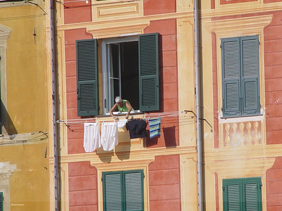 Portofino wash day
