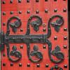 Heinz Memorial chapel door, Univ. of Pittsburgh
