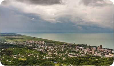 Gagra, Abkhazia