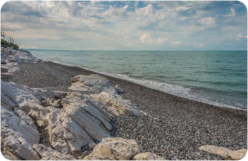 White Rock Beach