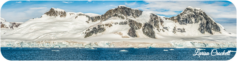Panoramic Antarctica