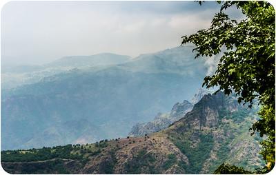 Views around Haghpat Monastery
