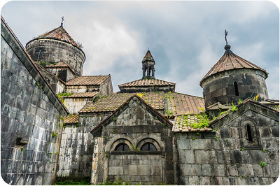 Haghpat Monastery, built approximately in 976