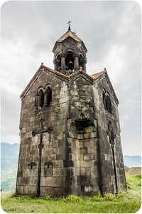 Bell Tower at Haghpat Monastery