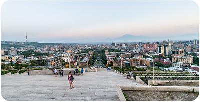 Yerevan Cascade Park
