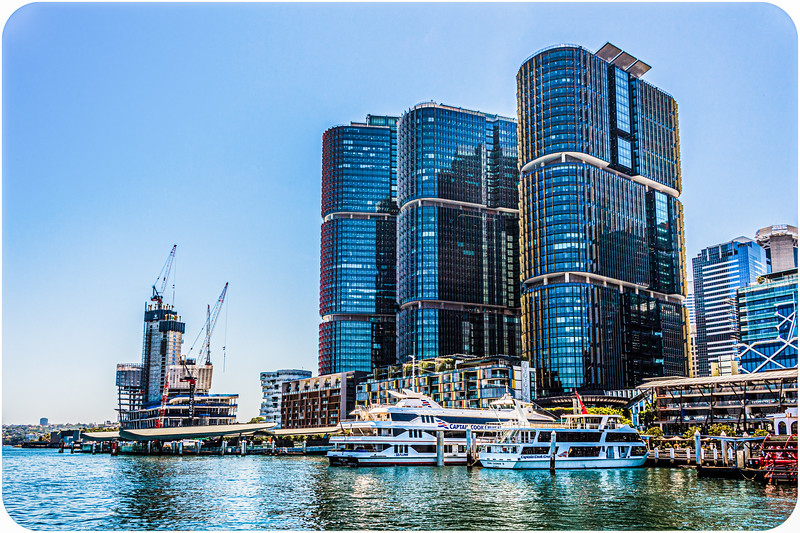 Sydney from Water