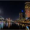 Night City on the Yarra