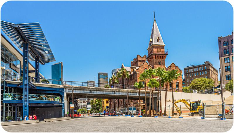 Australian Steam Navigation Building