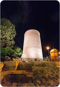 Maiden Tower/ Девичья Башня