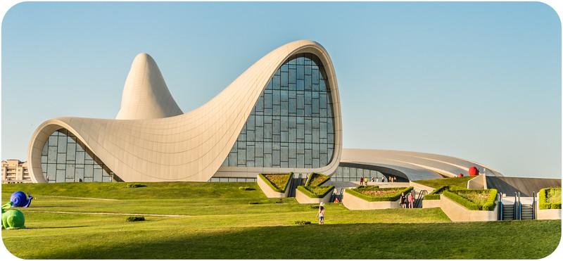Heydar Aliyev Center