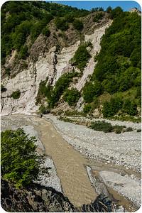 Scenic Ride in the Caucasus