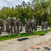 Great Patriotic War Memorial/ Khatyn Memorial