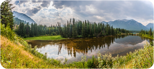 Mule Shoe Lake