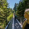 Capilano Suspension Bridge Park, Vancouver, British Columbia