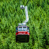 Aerial Tramway to Grouse Mountain