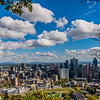 Panoramic Montreal/ From Mt. Royal