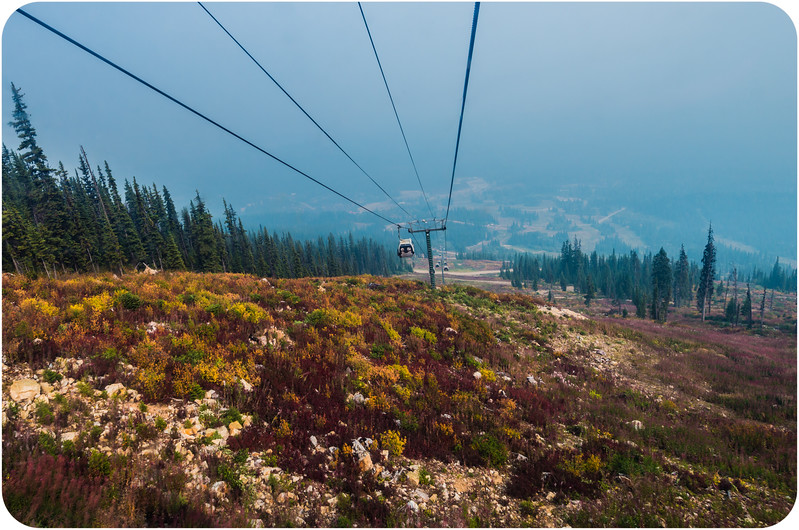 Crystal Bowl/ Kicking Horse Mountain