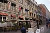 Montreal street scene.<br /> <br /> September 2008