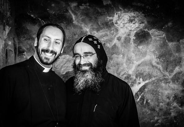 friendship: anglican & coptic orthodox