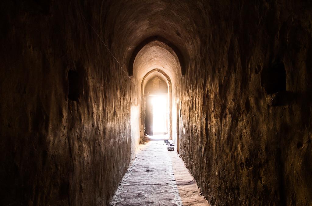 holy ground | Monastery | Nile Delta