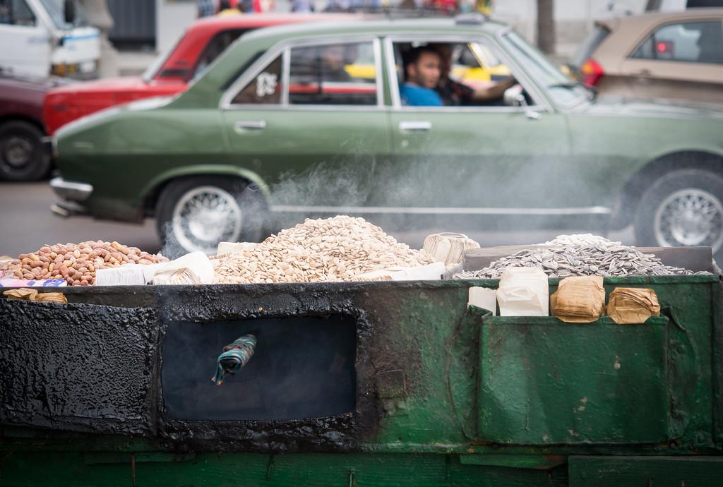 Streetfood in Alexandria