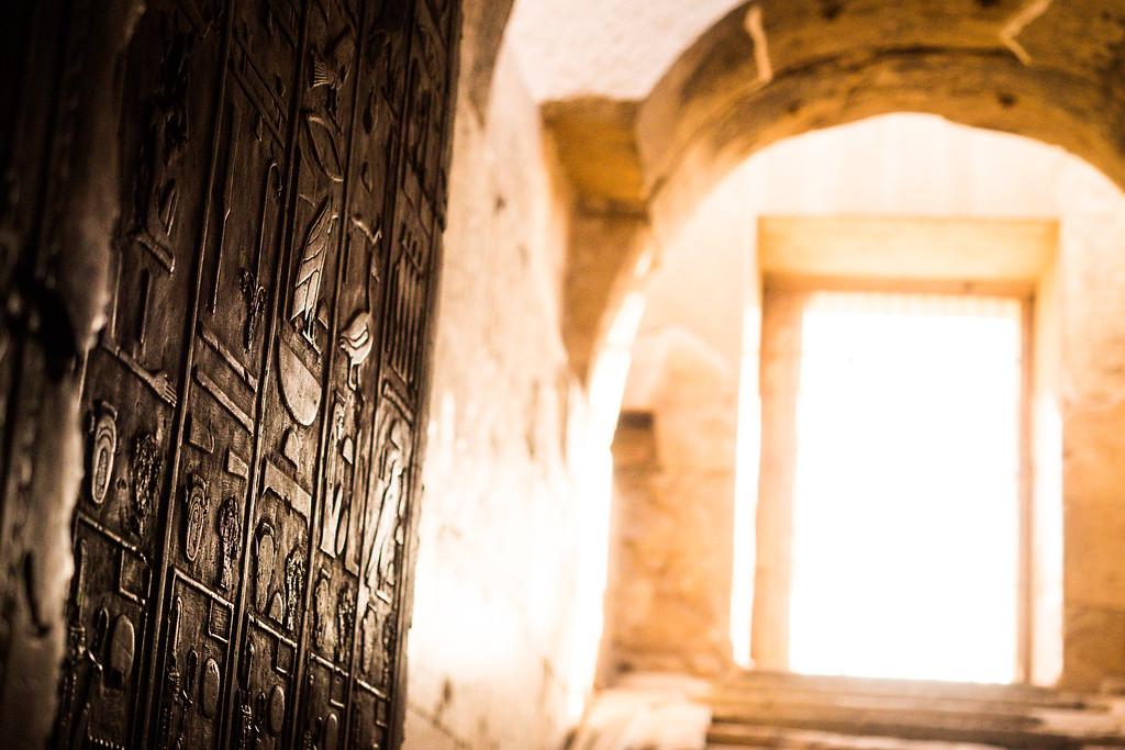 Tempel in Abydos | Upper Egypt