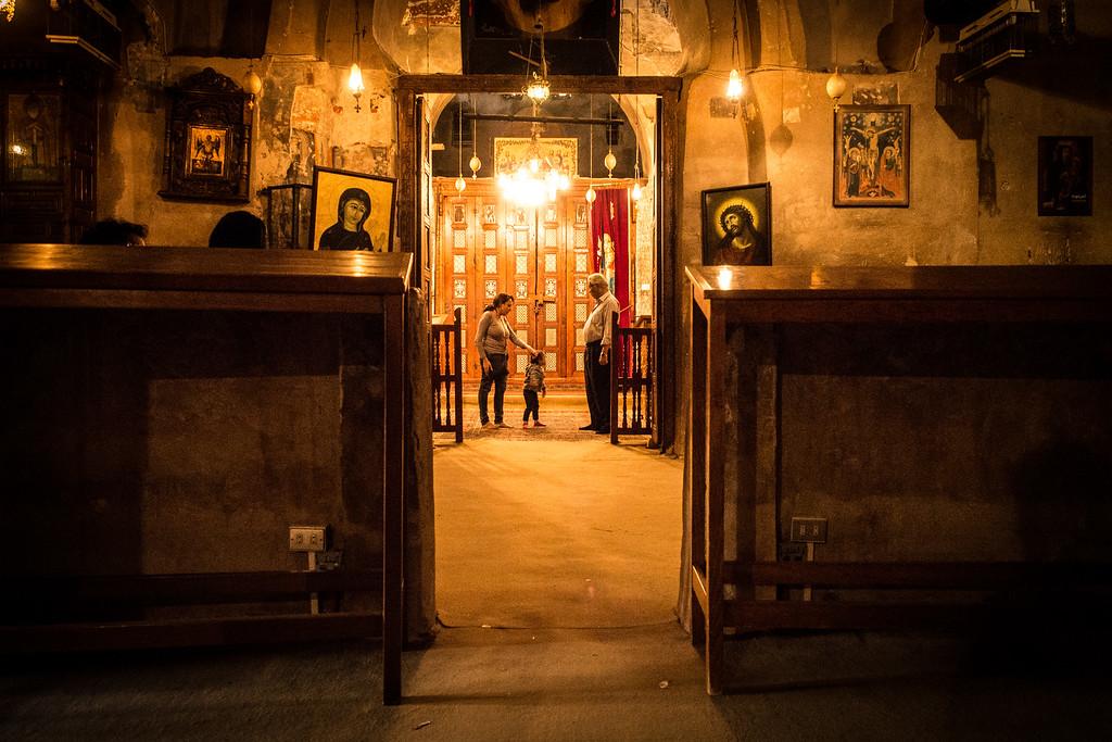 children welcome | Monastery | Nile Delta