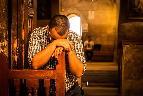 Prayer | Monastery | Nile Delta