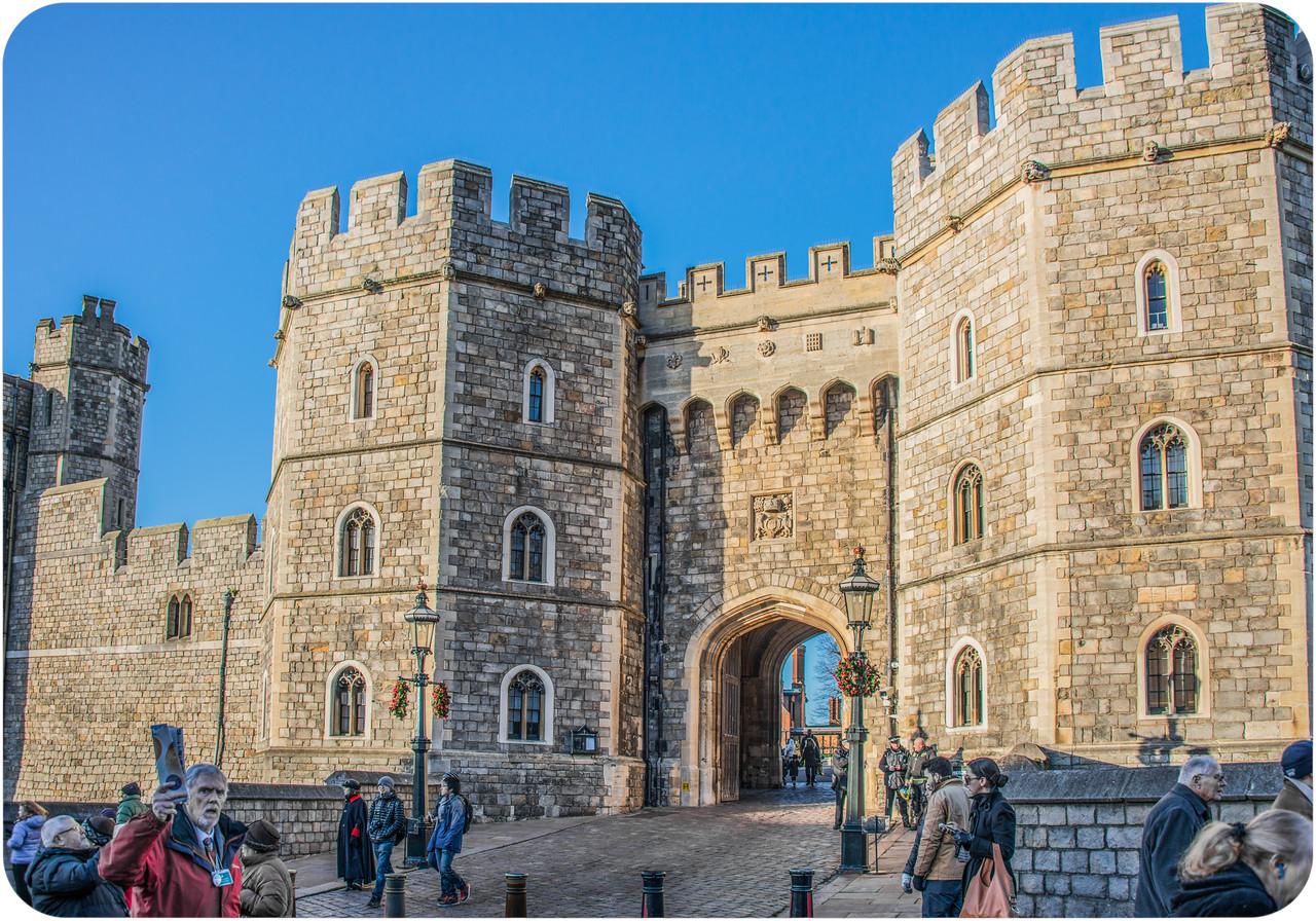 Henry VIII Gate