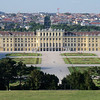 Schönbrunn Palace, summer home of the Habsburgs...not to shabby for a 'summer home'