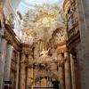 Karlskirche, best of Baroque in Vienna