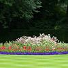 The Queen has nice gardens