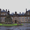 Holyroodhouse Palace: the Queen's official residence in Scotland