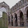 Holyroodhouse Palace Abbey ruins