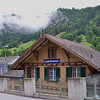 Lauterbrunnen train station