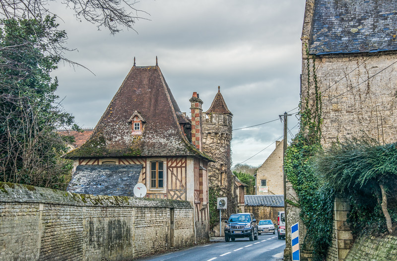 Normandie/ Normandy, France