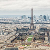 Paris from Montparnas