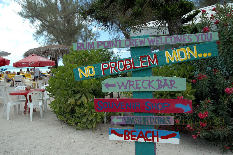 Rum point, Grand Cayman.