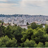 Athens from Acropolis Hill
