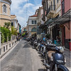Along the Streets of Athens