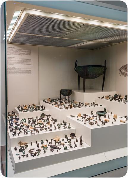The Altar of Zeus Figurines